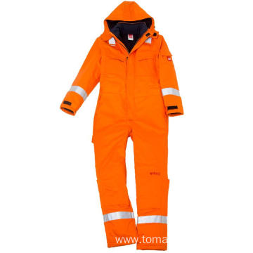 Kinds of Color Flame Retardant Winter Overall